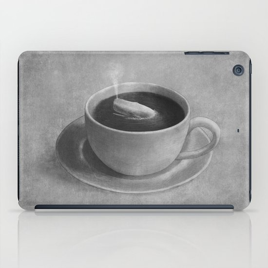 Whale in a tea cup  iPad Case