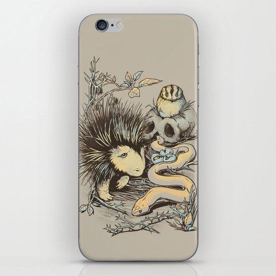 Haunters of the Waterless iPhone & iPod Skin