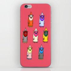 The Seven Hannya iPhone & iPod Skin