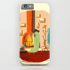 Little House Cat iPhone 6 Slim Case
