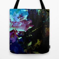 High Rose in the water Tote Bag