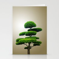 Just a tree Stationery Cards