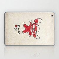 Stitch Good&bad Meter...… Laptop & iPad Skin