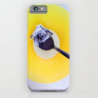 Breakfast Of Champions iPhone 6 Slim Case