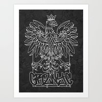 GRZNYC: Coat of Arms Art Print