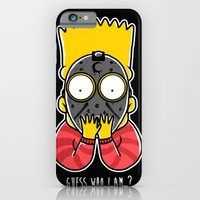 iPhone & iPod Case featuring Guess Who Am I by Jelot Wisang