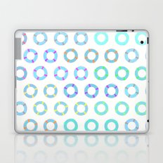 COLOR OF FLOAT Laptop & iPad Skin