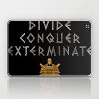 Doctor Who Dalek: Divide… Laptop & iPad Skin
