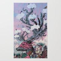 Journeying Spirit (deer)… Rug