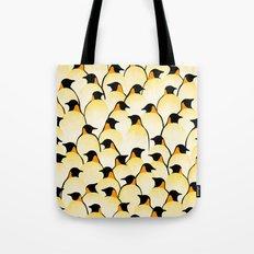 Penguins I Tote Bag