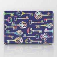 Rainbow Keys iPad Case