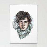 Sherlock Holmes Stationery Cards
