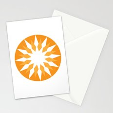 Sharp 1 Stationery Cards