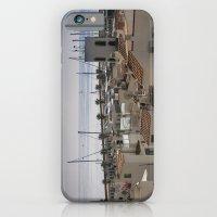 Port D'Aiguadolç iPhone 6 Slim Case