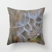 inside one wish Throw Pillow