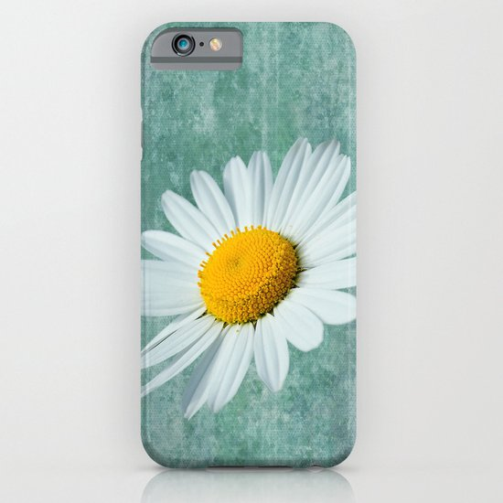 Daisy Head iPhone & iPod Case