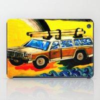 Gold Hunting iPad Case