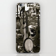 The Band iPhone & iPod Skin