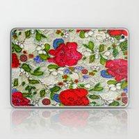 the garden of roses Laptop & iPad Skin