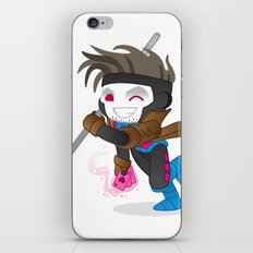 GAMBIT ROBOTIC iPhone & iPod Skin