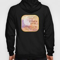 If God Is For Us Hoody