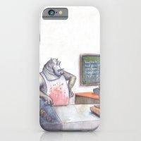 Polar Bear iPhone 6 Slim Case