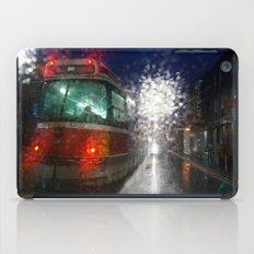 Rain Rider iPad Case