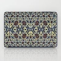 Wooded Garden iPad Case
