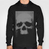 Skull Lines  Hoody