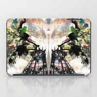 Life in a Cage iPad Case