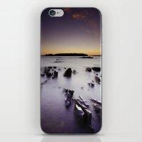 Shale Stones iPhone & iPod Skin