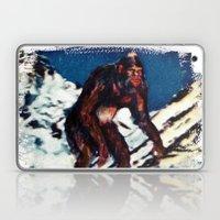 Bigfoot Is Real Laptop & iPad Skin
