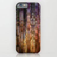 iPhone Cases featuring Metropolis by Angelo Cerantola