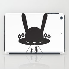 BLACK POND iPad Case