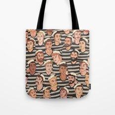 Boys, Ahoy! Tote Bag