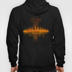 Cleveland City Skyline H… Hoody