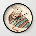 cozy chipmunk Wall Clock