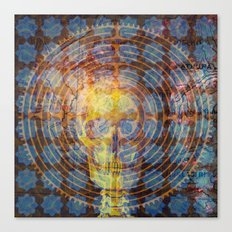 Labyrinth of Mind Canvas Print