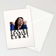 The Room: You're Tearing Me Apart, Lisa! Stationery Cards
