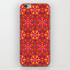Kaleidoscope Number 1 iPhone & iPod Skin