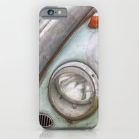 iPhone & iPod Case featuring VW Beetle by David Turner