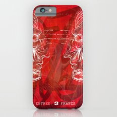 Anatomy of a Disaster. iPhone 6 Slim Case