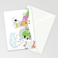 Funland 1 Stationery Cards