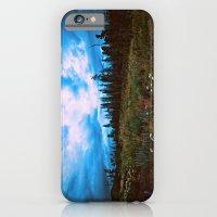 iPhone & iPod Case featuring Dark Skies by Melanie Ann