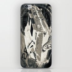 Camaro Z28 1969 iPhone & iPod Skin