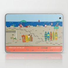 Afternoon At The Sea Laptop & iPad Skin