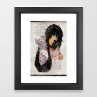 Broken n.4 Framed Art Print