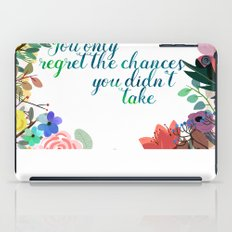 Some Inspiration iPad Case