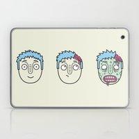 Monster Mash Up Laptop & iPad Skin