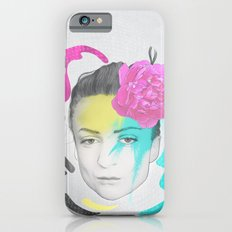 The Queen of Digression iPhone 6s Slim Case
